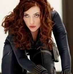 Il look di Scarlett Johansson in Iron Man 2