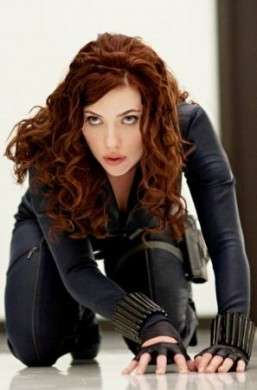 Il look di Scarlett Johansson in Iron Man 2