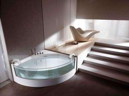 Vasche Da Bagno Teuco Angolari : Vasche idromassaggio momento di relax quotidiano pourfemme