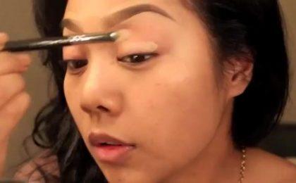 Trucco occhi scuri perfetto per le more [VIDEO]