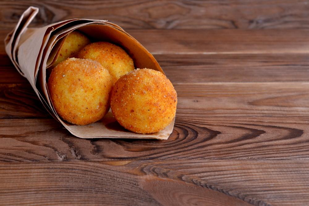 Ricette cucina: gli arancini siciliani
