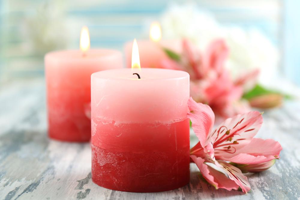 Come creare candele a strati multicolore