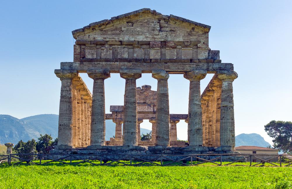 Trascorri un week-end romantico a Paestum!