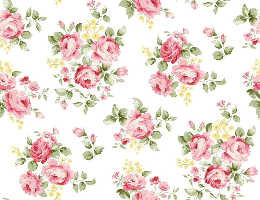 Decora il tuo tavolino con delle rose fai da te