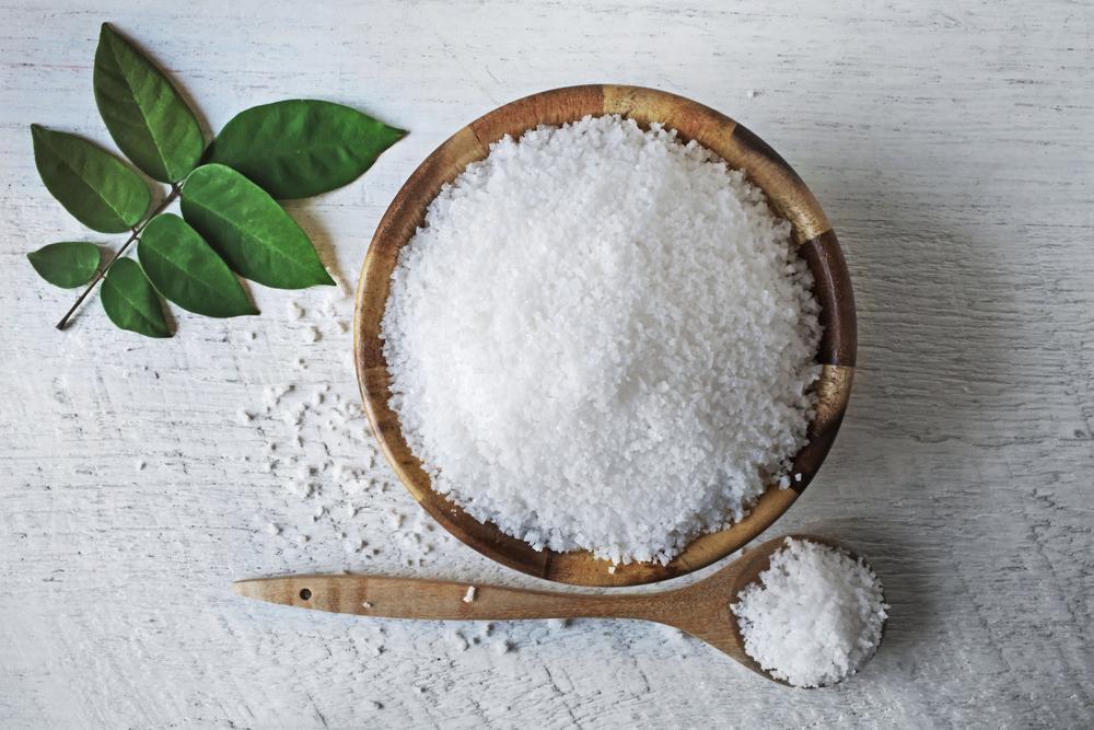 Ingredienti per creare la pasta di sale