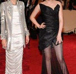 Met Costume Institute Gala: Kristen Stewart e Anna Wintour in Chanel