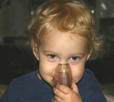 Laringite nei bambini: sintomi e rimedi