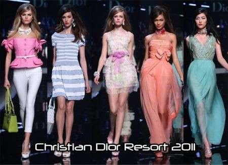 Christian Dior: la collezione Cruise sfila a Shanghai
