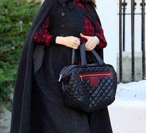 Borse Chanel: Claudia Schiffer sceglie Coco Cocoon