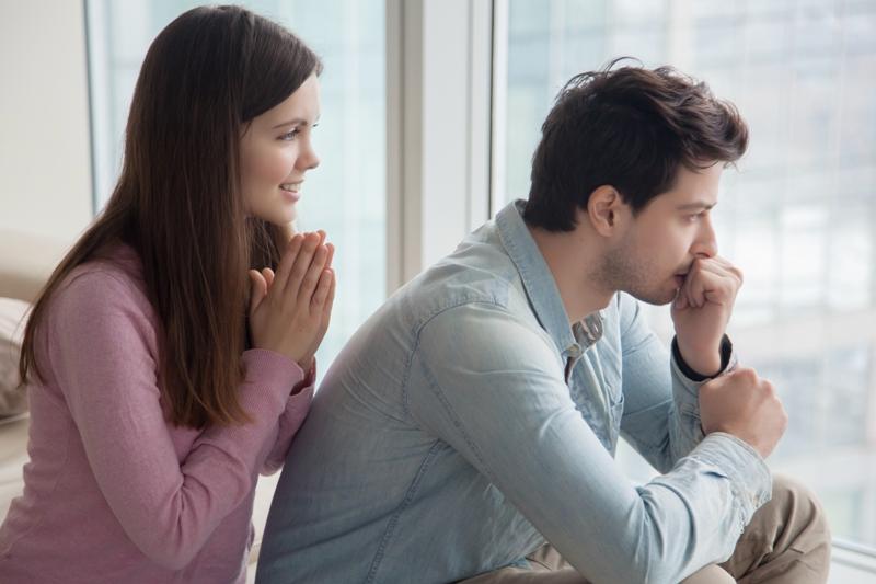 Come farsi perdonare da un uomo