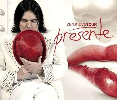 Musica: il dvd live-cd Presente Zeronovetour di Renato Zero