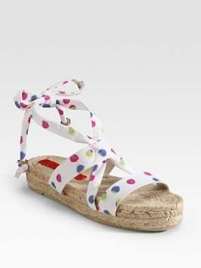 Espadrille Marc by Marc Jacobs bianche