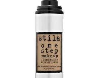 Make up: il fondotinta One Step di Stila