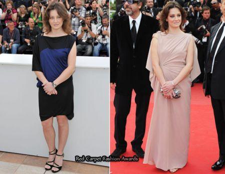 Festival di Cannes: Giovanna Mezzogiorno in Vionnet