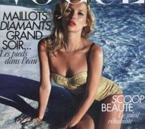 Vogue Paris: Kate Moss conquista la copertina