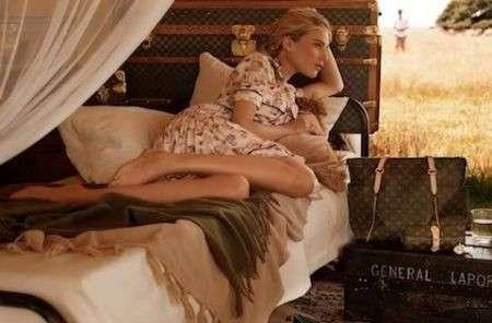 Louis Vuitton: il nuovo catalogo sogna l'Africa