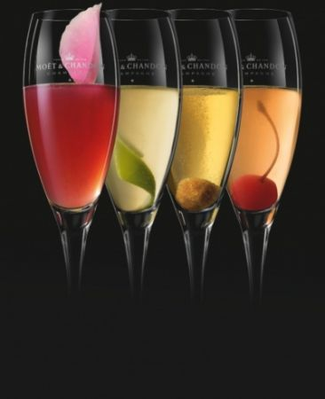 Sex and the City: quattro champagne cocktail di Moet & Chandon