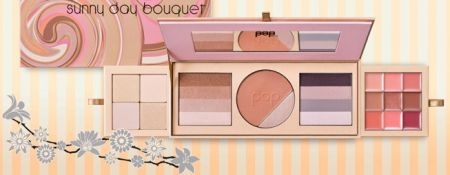 Make up: la palette Sunny Day Bouquet di Pop Beauty
