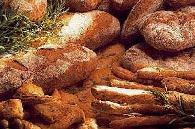 Ricette: pasta per il pane