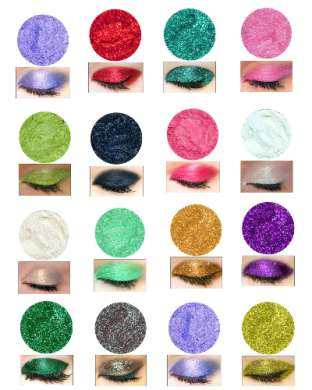 Make up: i Magic Eye Dust di Lime Crime