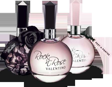 Profumo Rock and Rose Valentino