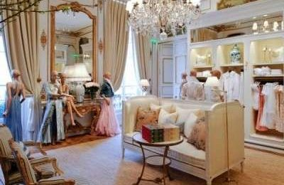 Scopri il ristorante di Ralph Lauren dove lo shopping vien mangiando