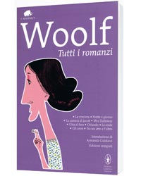Libri: i romanzi di Virginia Woolf in un volume
