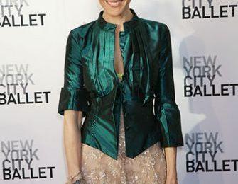 Sarah Jessica Parker in Elie Saab e McQueen