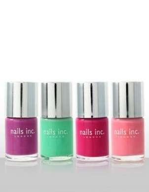 Smalti nails Inc Ice Cream collection