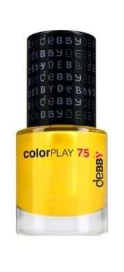 Smalto: la collezione Shocking Colours di Debby