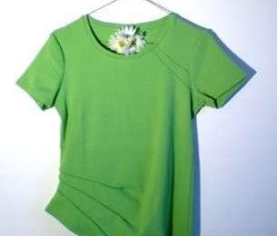 Personalizza la tua T-shirt con il taglia e cuci