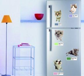 Decorazioni: iDesign Wall Stickers per il frigorifero