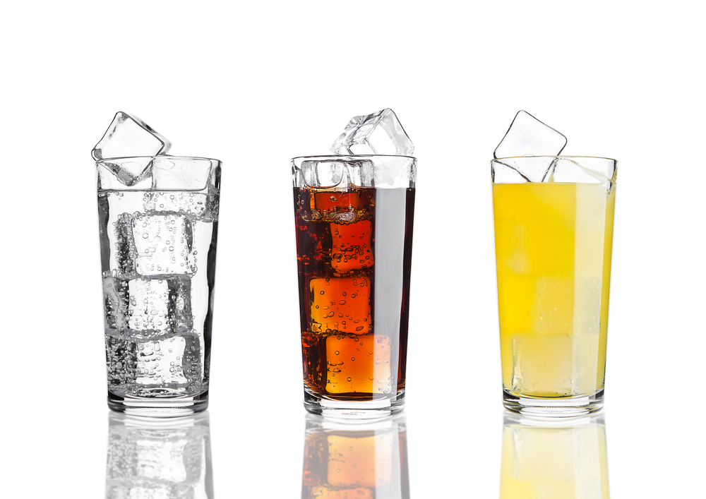 Bicchieri ghiaccio