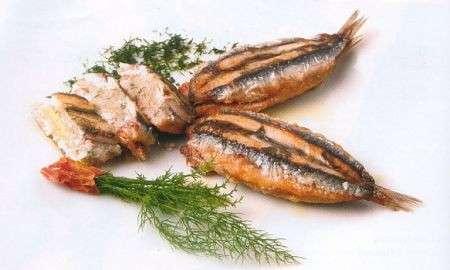 Pesce e zenzero: toccasana per la dieta