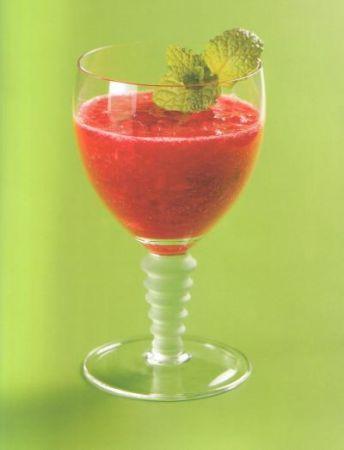 Ricette leggere ed estive: sorbetto di anguria