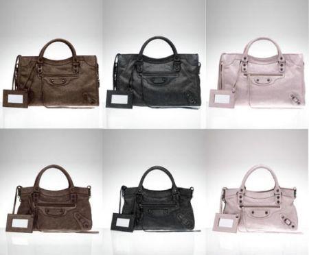 balenciaga classic bags