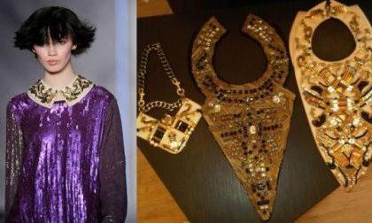 Gioielli:è bib-necklace mania!