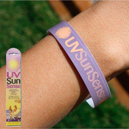 Abbronzatura perfetta con il braccialetto che cambia colore