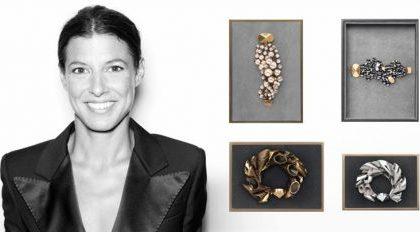 Christian Dior: con i gioielli di Diorose debutta Camille Miceli
