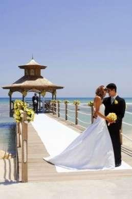 Matrimonio ai Caraibi: romantico e lussuoso