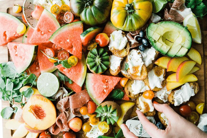 Dieta per l'estate: quali cibi preferire?