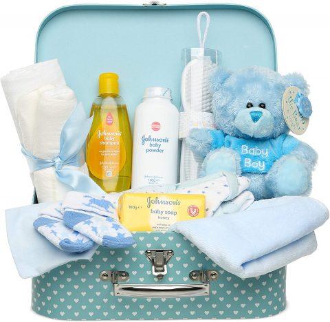Corredino neonato, kit baby shower