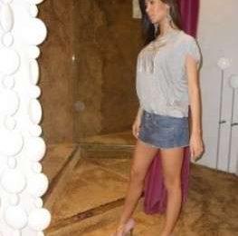 Federica Nargi fa shopping da Miss Sixty