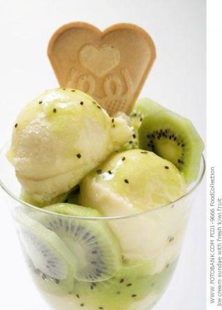 gelato kiwi