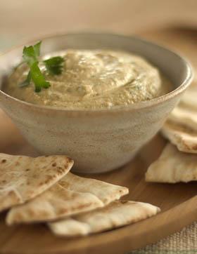 Ricette dietetiche: l'hummus