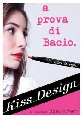 Kiss Design immagine pubblicitaria