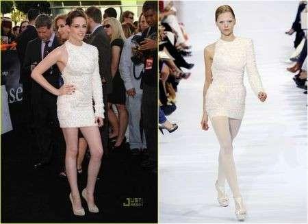 Kristen Stewart, abito Elie Saab alla premiere di Eclipse a Los Angeles