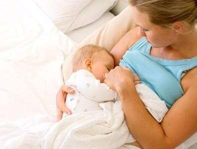 Latte materno: protegge dalle infezioni