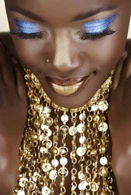 make up etnico