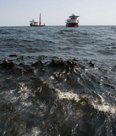 Marea nera nel Golfo del Messico: i rischi per la salute